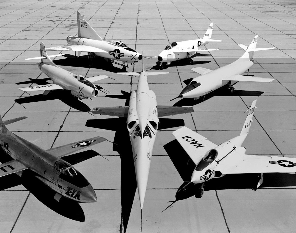 50 talets x planes