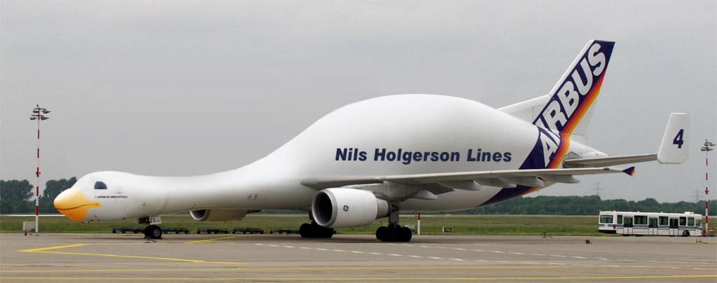 最怪异的飞机,没见过的都要顶